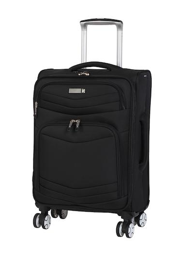 Genti Femei IT Luggage 22 Intrepid 8 Wheel with Expander BLACK