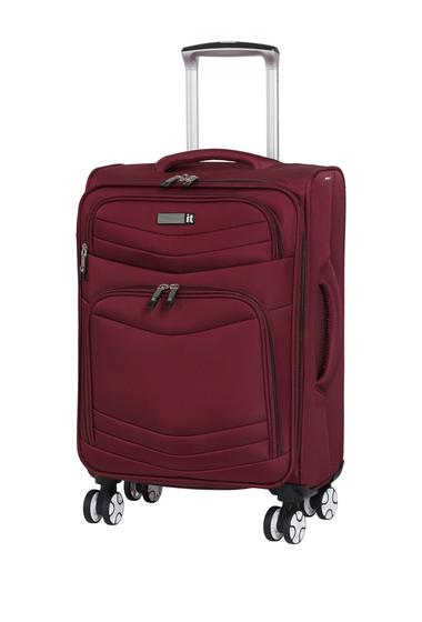 Genti Femei IT Luggage 22 Intrepid 8 Wheel with Expander DARK RED
