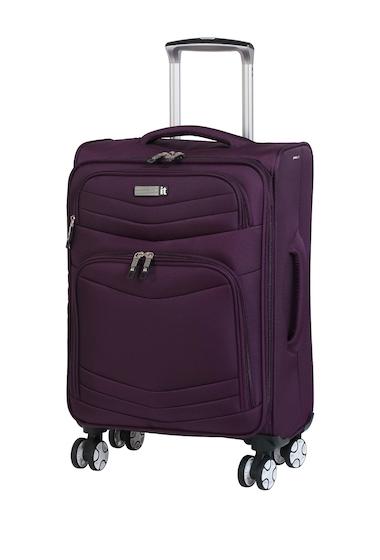 Genti Femei IT Luggage 22 Intrepid 8 Wheel with Expander POTENT PURPLE