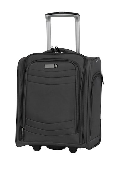 Genti Barbati IT Luggage 169 Intrepid 2 Wheel Underseater DARK GULL GREY