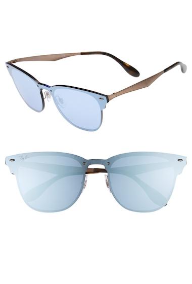 Ochelari Femei Ray-Ban 52mm Mirrored Sunglasses COPPER