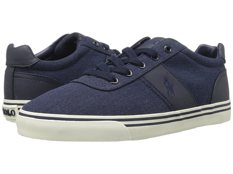 Incaltaminte Barbati US Polo Assn Hanford Newport Navy Heathered Ripstop