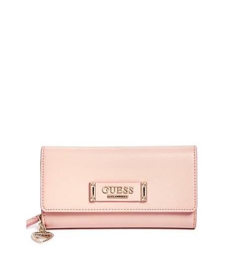 Accesorii Femei GUESS Gloriana Billfold Wallet blush