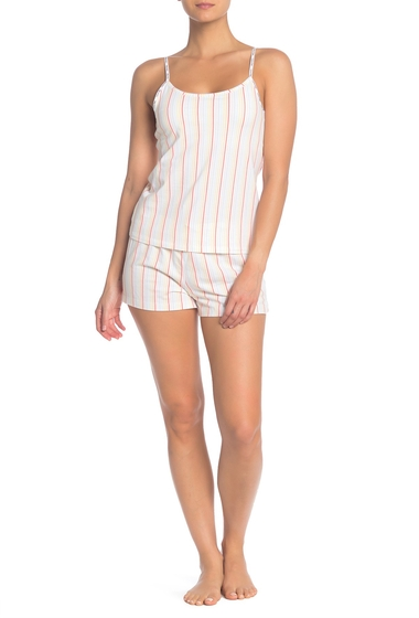 Imbracaminte Femei Calvin Klein Logo Sleepwear 2-Piece Set PSN PRD STRP SO