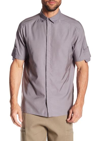 Imbracaminte Barbati Helmut Lang Pocket Sleeves Shirt BTTLSHP GY