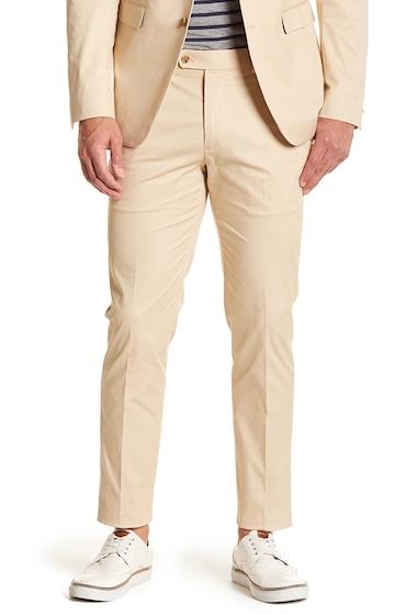 Imbracaminte Barbati Original Penguin Flat Front Pants - 30-34 Inseam TAN