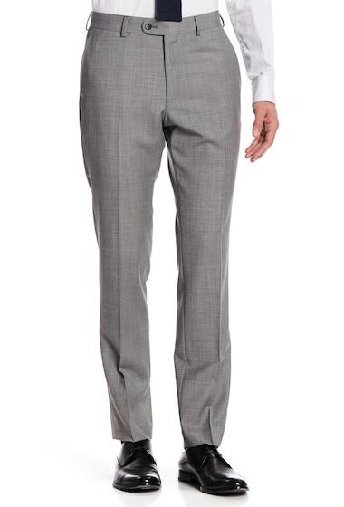 Imbracaminte Barbati Original Penguin Flat Front Pants - 30-34 Inseam LIGHTPASTEL GREY SO