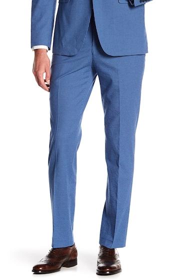 Imbracaminte Barbati Original Penguin Seersucker Gingham Suit Separates Pants - 30-34 Inseam BRIGHT BLUE CHECK