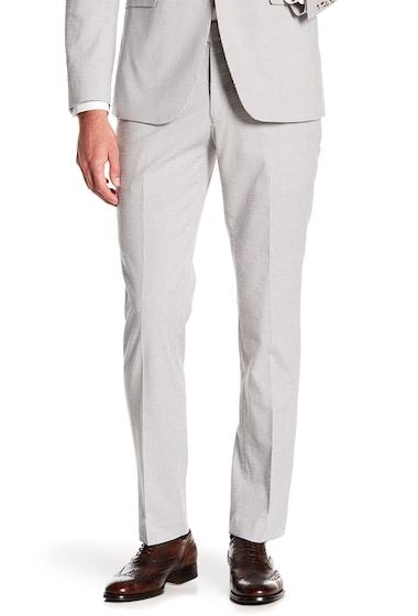 Imbracaminte Barbati Original Penguin Seersucker Gingham Suit Separates Pants - 30-34 Inseam SILVER CHECK
