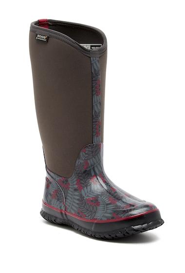 Incaltaminte Femei Bogs Neotech Waterproof Rain Boot GRAY MULTI