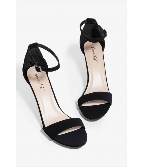 Incaltaminte Femei CheapChic Take My Time Heel Black