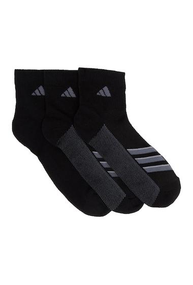 Accesorii Barbati adidas Climacool Superlite Stripe Socks - Pack of 3 BLACK