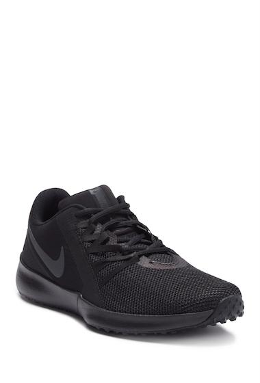 Incaltaminte Barbati Nike Varsity Complete Training Sneaker 002BLACKANTHRA