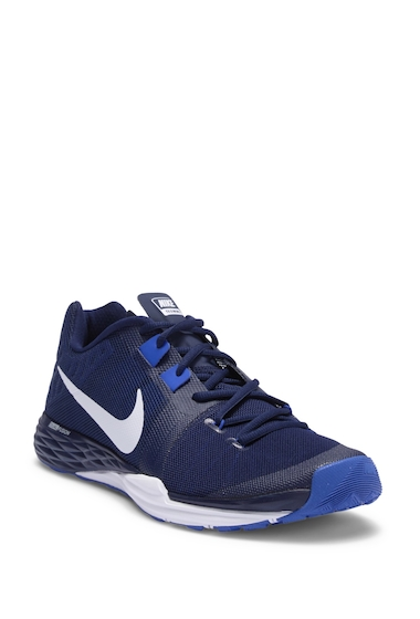Incaltaminte Barbati Nike Prime Iron DF Training Shoes BINYBLWHITE