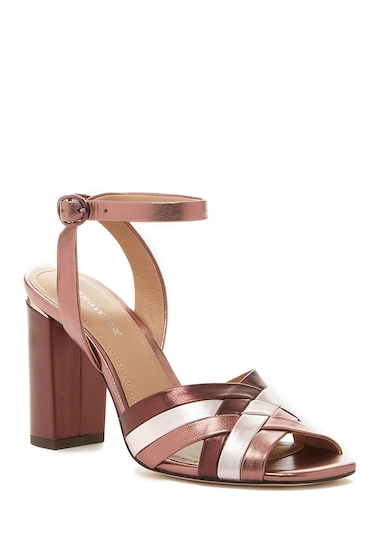 Incaltaminte Femei Pour La Victoire Hadley Leather Sandal ROSE
