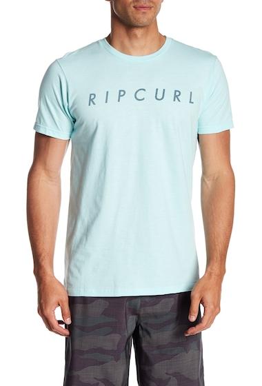 Imbracaminte Barbati Rip Curl Geo Premium Tee AQU