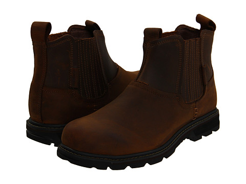 Incaltaminte Barbati SKECHERS Blaine - Orsen Dark Brown