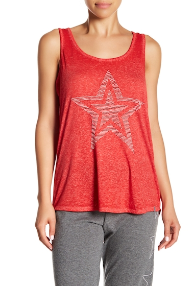 Imbracaminte Femei Marc New York Embellished Tank Top FIRE RET S
