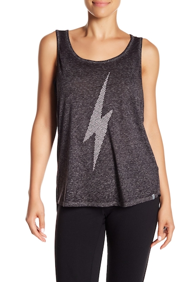 Imbracaminte Femei Marc New York Embellished Tank Top GREY COMBO