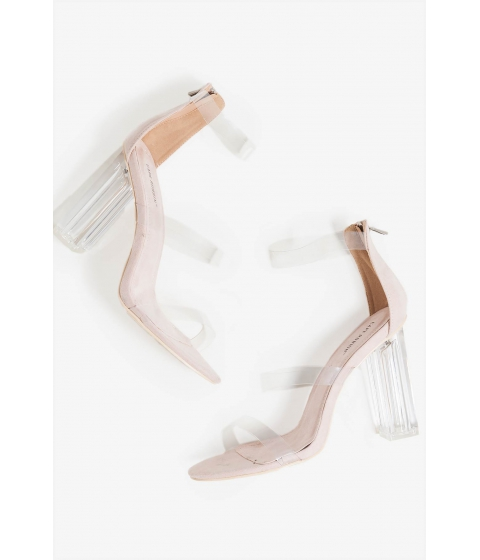 Incaltaminte Femei CheapChic Ready For Fun Heel Nude