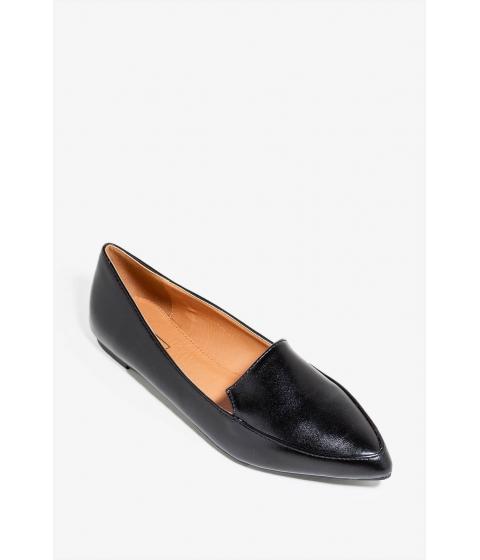 Incaltaminte Femei CheapChic Slip And Dip Flat Black