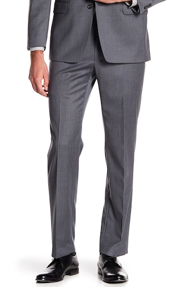Imbracaminte Barbati Tommy Hilfiger Slim Fit Suit Separates Pants - 30-34 Inseam GREY