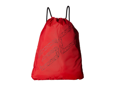 Genti Femei Under Armour UA Steph Curry Sackpack Red