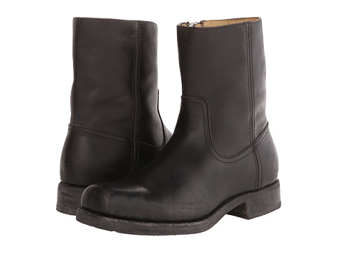 Incaltaminte Barbati Frye Heath Inside Zip Black Stone Tumbled