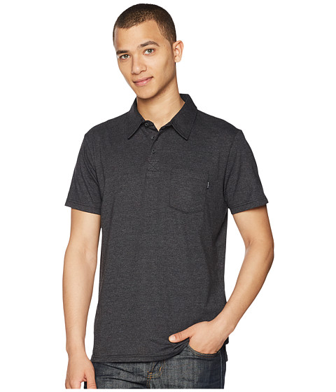 Imbracaminte Barbati O'Neill Fraser Polo Knit Heather Black