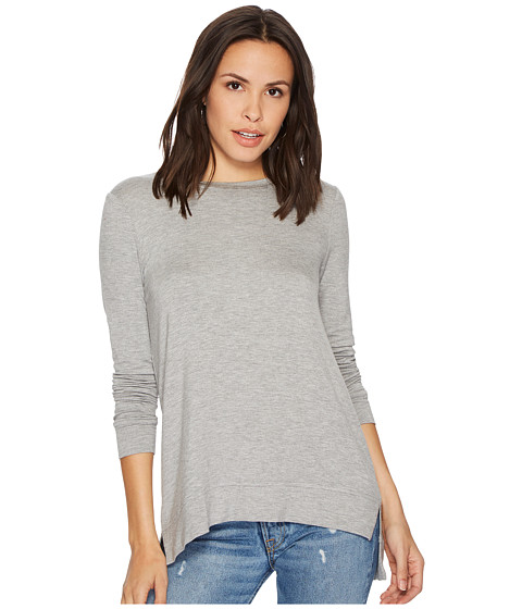 Imbracaminte Femei kensie Drapey French Terry Sweatshirt KS1K3567 Heather Grey