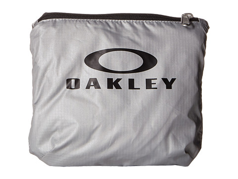Genti Barbati Oakley Packable Backpack Stone Gray
