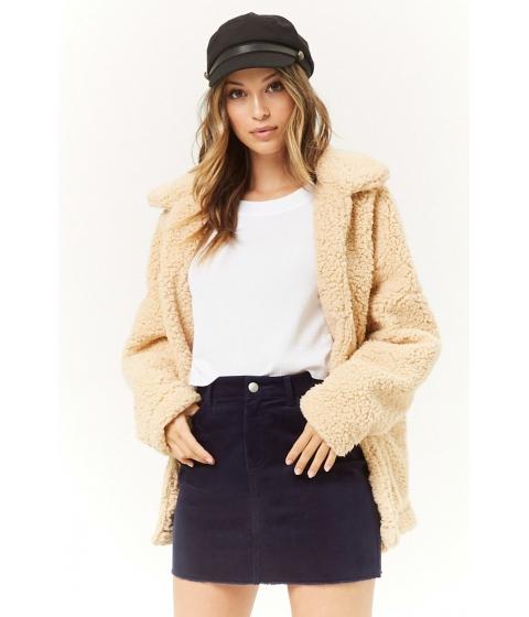 Imbracaminte Femei Forever21 Corduroy Mini Skirt NAVY
