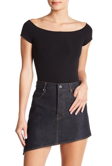 Imbracaminte Femei Helmut Lang Off-the-Shoulder Bodysuit BLACK