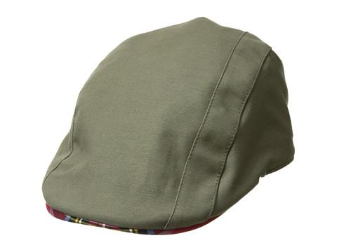 Accesorii Femei Kangol Placket Cap Army Green