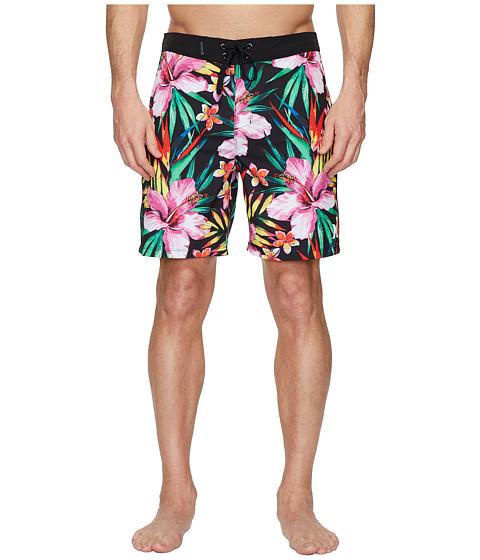 Imbracaminte Barbati Hurley Phantom Garden 18quot Boardshorts Black
