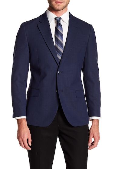 Imbracaminte Barbati Nautica Glenplaid Notch Collar Jacket NAVY