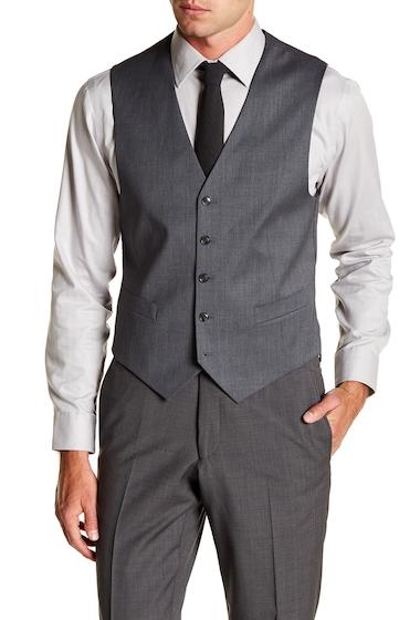 Imbracaminte Barbati Tommy Hilfiger Hayes Modern Fit Suit Separates Vest GREY