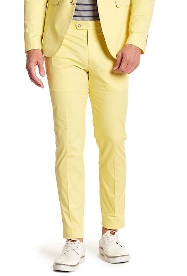 Imbracaminte Barbati Original Penguin Skinny Flat Front Pants - 30-34 Inseam YELLOW