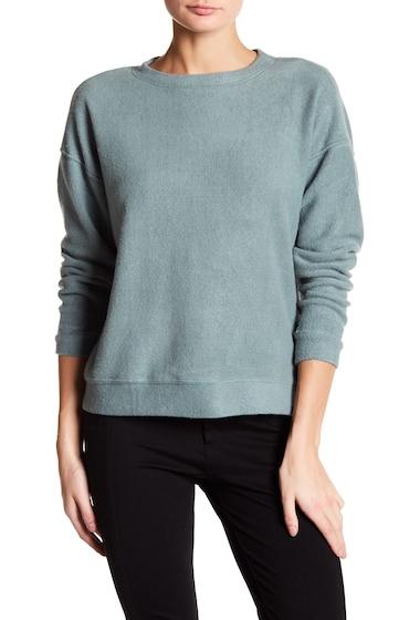 Imbracaminte Femei Bobeau Long Sleeve Knit Pullover SEAFOAM