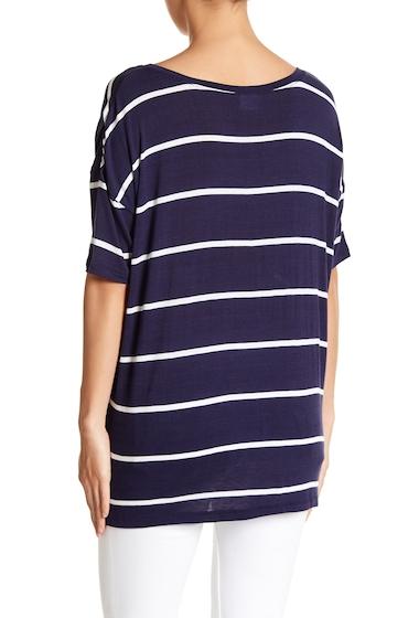 Imbracaminte Femei Abound Short Sleeve Pocket Tee NVY PCT LANA STR