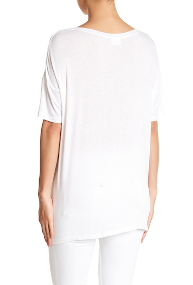 Imbracaminte Femei Abound Short Sleeve Pocket Tee WHITE