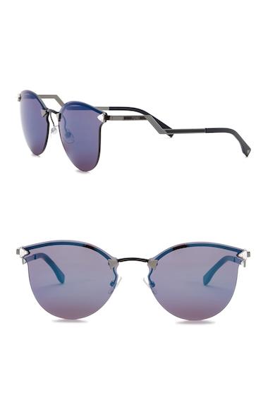 Ochelari Femei Fendi Womens 60mm Crystal Embellished Cat Eye Sunglasses 0LQJ-XT