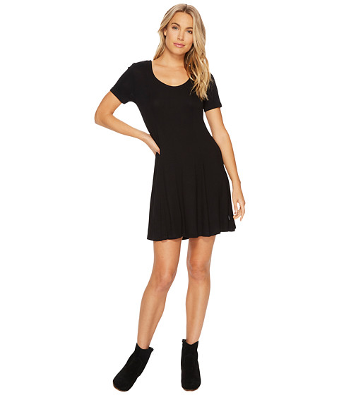 Imbracaminte Femei RVCA Last Chance Dress Black