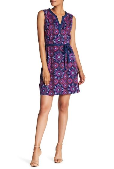 Imbracaminte Femei Tommy Bahama Geometric Short Dress OCEAN DEEP