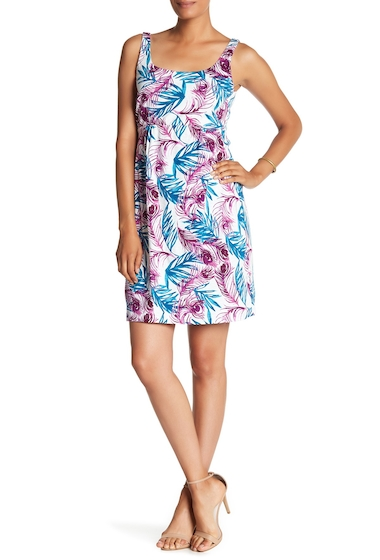Imbracaminte Femei Tommy Bahama Fronds Of A Feather Tank Dress FRENCH CRE