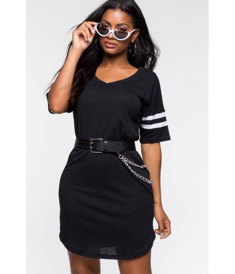 Imbracaminte Femei CheapChic The A Team Tee Dress Black