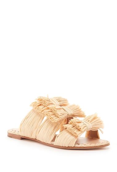 Incaltaminte Femei Pour La Victoire Layne Slip-On Sandal NATURAL