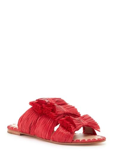Incaltaminte Femei Pour La Victoire Layne Slip-On Sandal POPPY