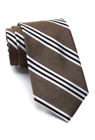 Accesorii Barbati Nautica Bilge Stripe Tie BLACK