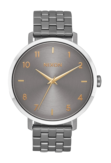 Ceasuri Femei Nixon Womens Arrow Watch 38mm GUNSVGD